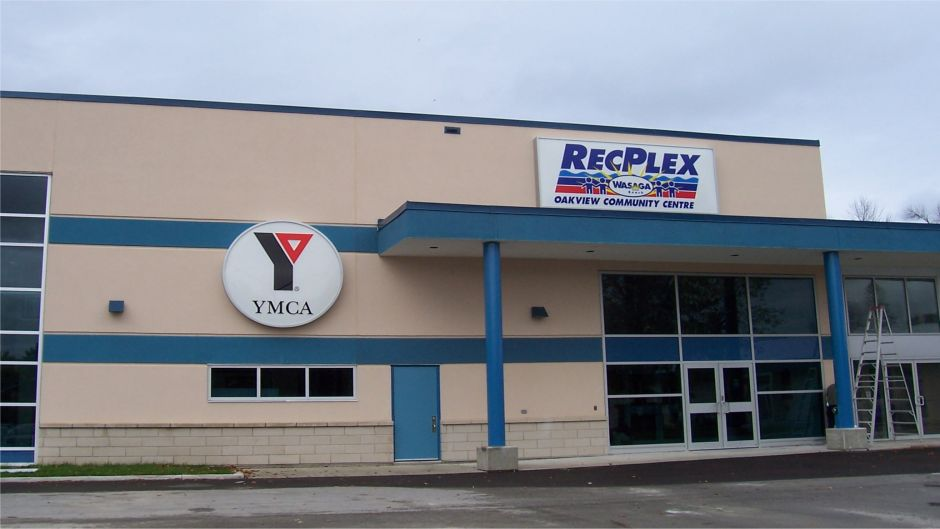 YMCA Sign Project